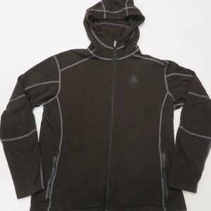 Kuhl Kashmira Full Zip Hoodie Fleece Jacket Mens